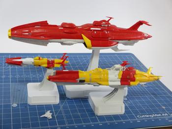 国連宇宙海軍連合宇宙艦隊セット15.jpg